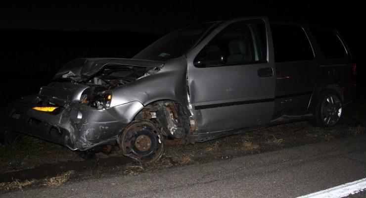 Driver Fatally Crashes into Dansville Culvert