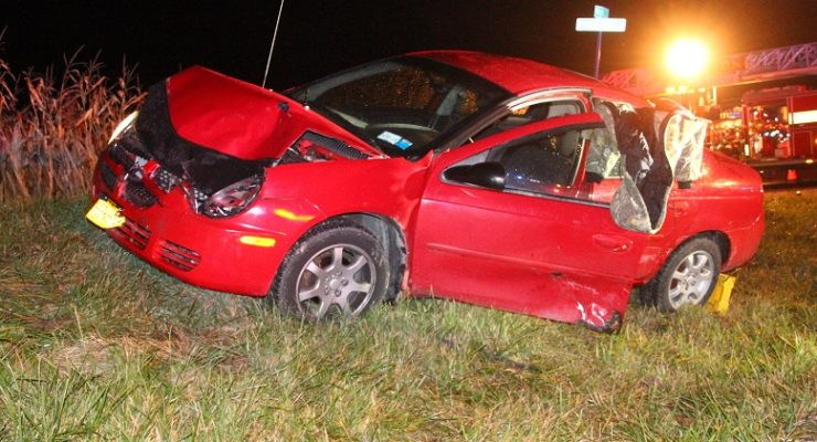 5 Local Teens Involved in Avon Accident
