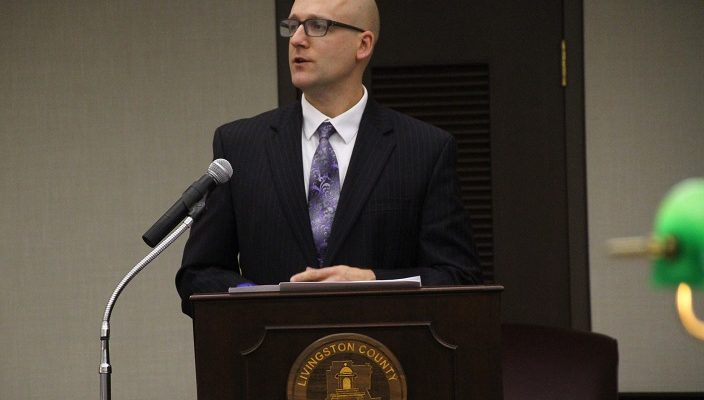 Livingston County Administrator Proposes $155M Budget