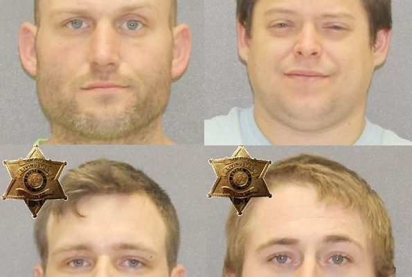 Cops Outwit 4 Drug-Packers Passing Through Livingston County