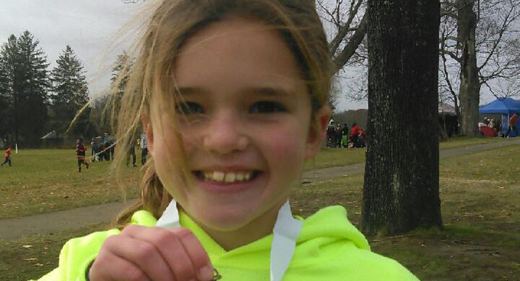 Fleet-Footed Staley Qualifies for Junior Olympics with Spectacular Performance