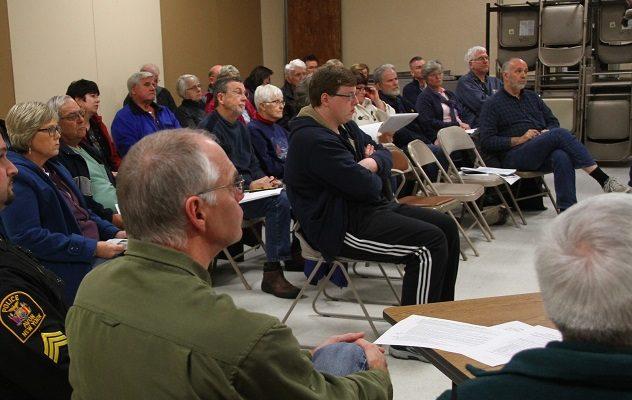 No Opposition Heard at Avon's Village Deer Harvest Presentation