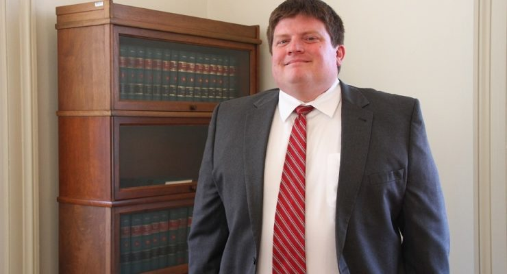 Livingston County to Appoint Hayden Dadd as First Ever Conflict Defender