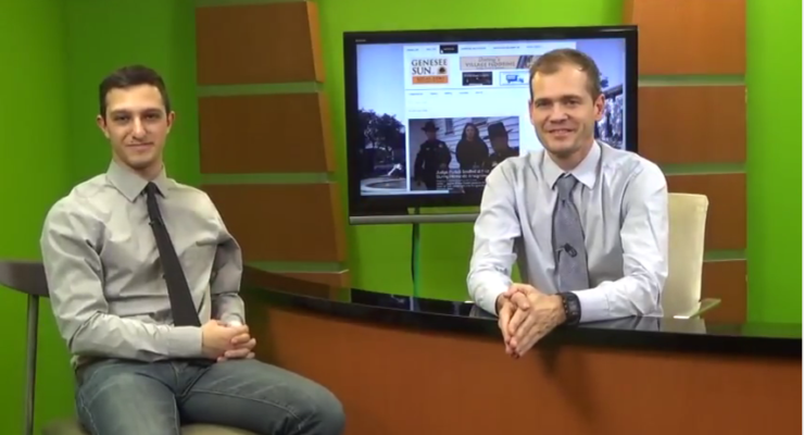 Around the Sun: Introducing Livingston County's Only Video Broadcast Studio