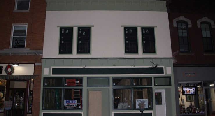 Livingston County Blesses Kelly's Saloon with $5K Facade Grant
