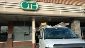 OTB's Lakeville Road Geneseo location, now closed. (Photo/Conrad Baker)