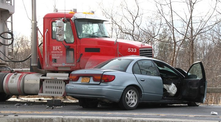 Driver Killed in Geneseo Truck Crash