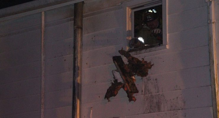 Lima Family Loses Home to Fire