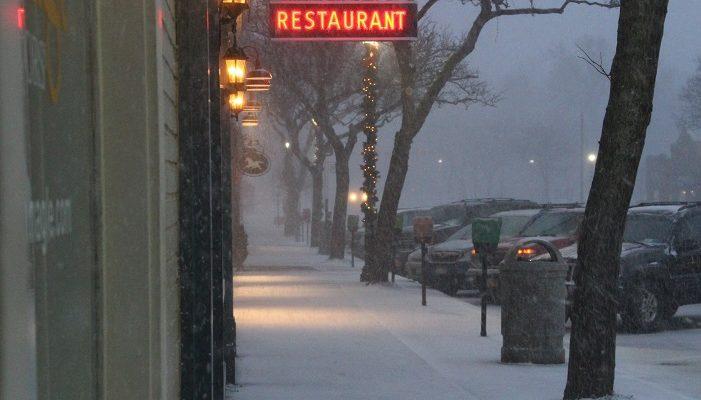 Southern Livingston County Feels Brunt of Winter Blast