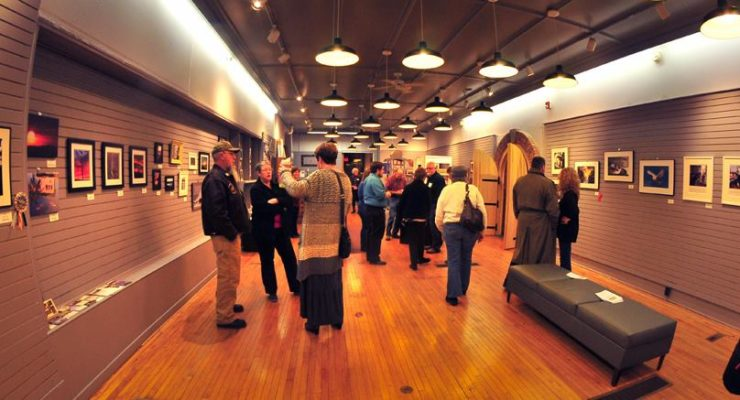 Dansville Artworks' Second Juried Show is 'Open Themed'