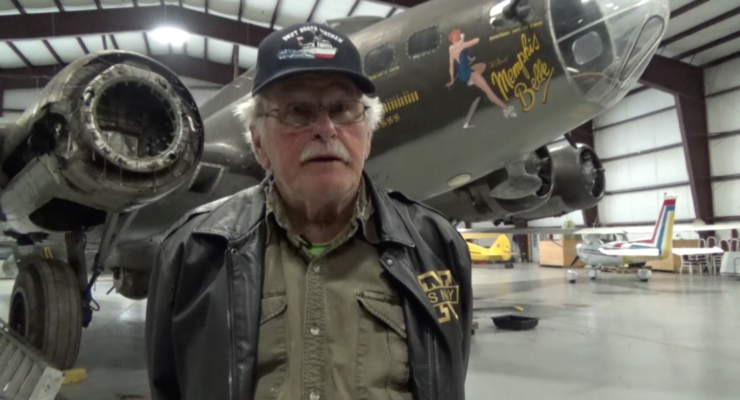 Pearl Harbor Day Touches Navy Vet at National Warplane Museum