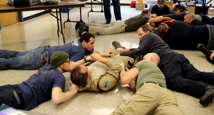Active Shooter Training Preps Livingston County EMS for the Worst