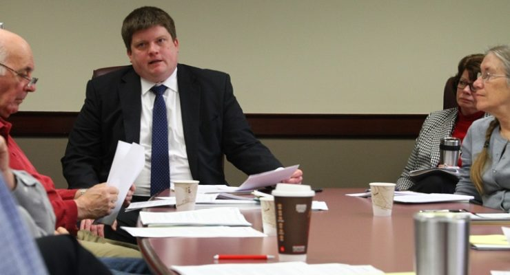 Dadd Delivers Assigned Counsel Plan to Livingston County