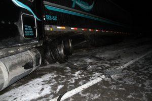 The truck. (Photo/Conrad Baker)