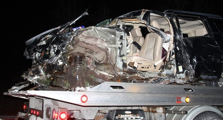 Cops Arrest Leicester Woman for DWI Truck Accident