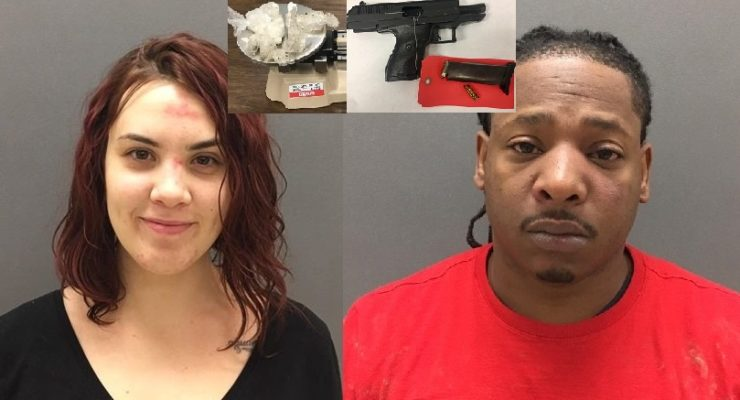 Armed Speeders Pack Ton of Crack in Mount Morris Police Chase