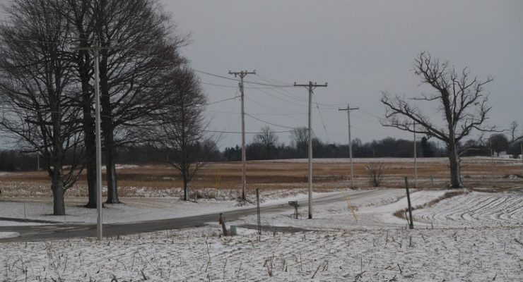 Livonia's Weather Station Reports Warmer Chills than National Sources