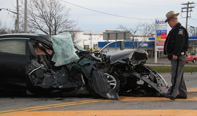 Woman Passes Away after Avon Crash