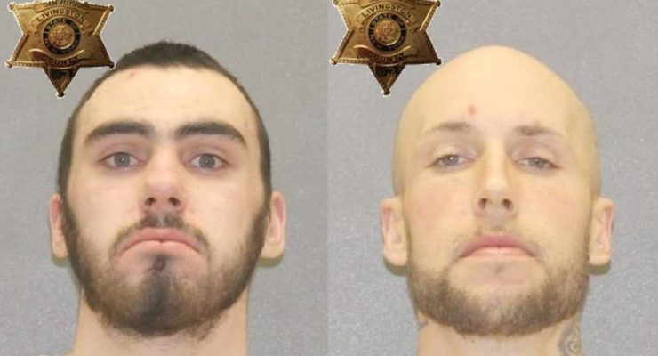 Cops Arrest Geneseo Burglar and Mount Morris Probationer for Heroin Gear