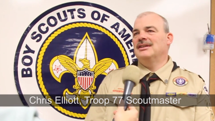 SUN VIDEO: Nunda Boy Scout Troop Turns 100