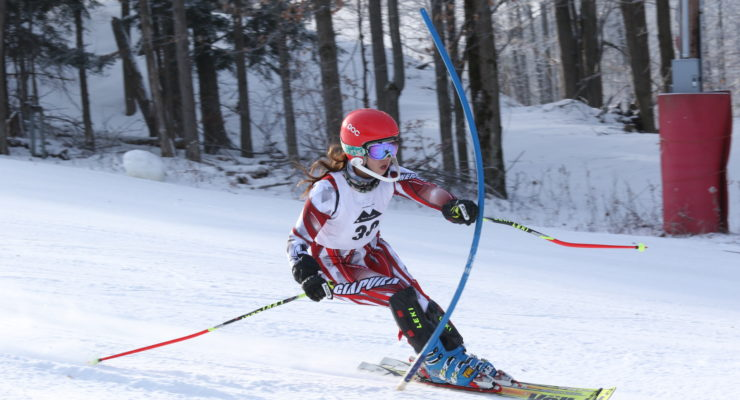 Girl Power: Geneseo Lady Skier Tops League