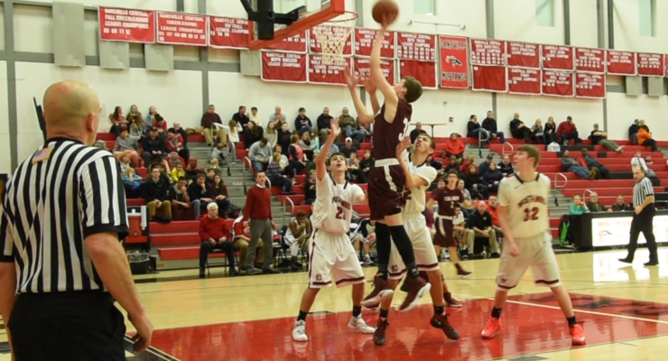 WATCH: Cal-Mum Rebounds With Victory Over Dansville