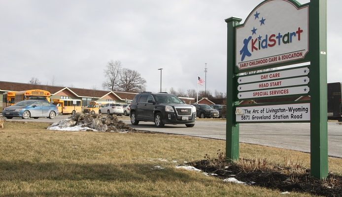 Crash Blacks Out KidStart in Mount Morris