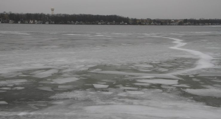 Conesus Lake Search Suspended for Ice