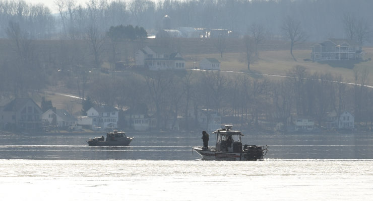 Searchers Back on Conesus Lake after 6-Day Hiatus