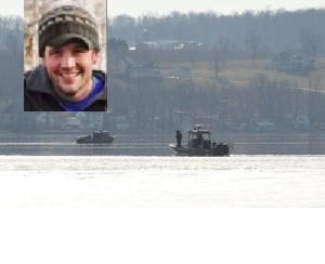 Searchers Deliver Chris Copeland Home from Conesus Lake