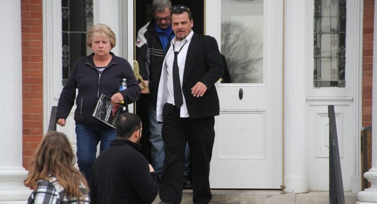 Family Shows at City Man's Court Date for Fatal Shooting of Sister in Law in Caledonia