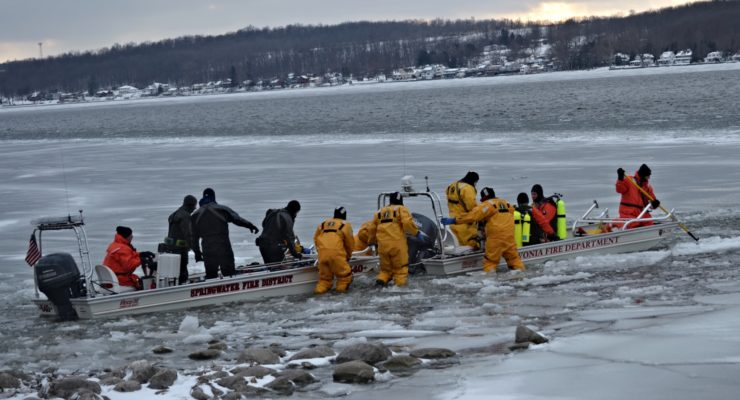 Conesus Lake Search Enters Third Day