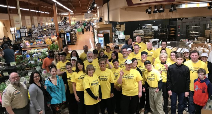 United Way of Livingston County Kicks Off 2017 Campaign with Wegmans
