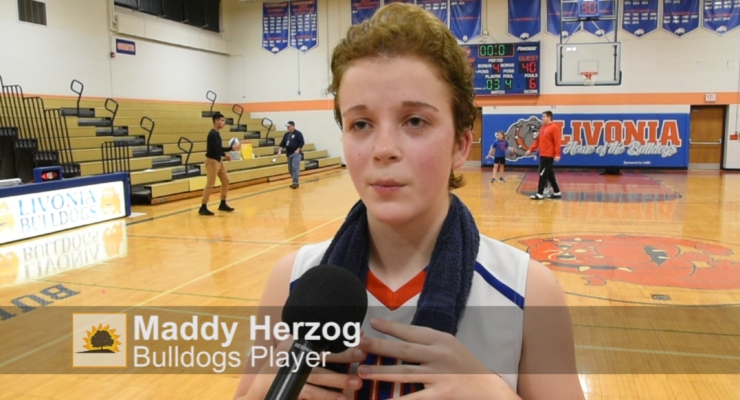SUN VIDEO: Livonia Hands Letchworth First Loss of the Season