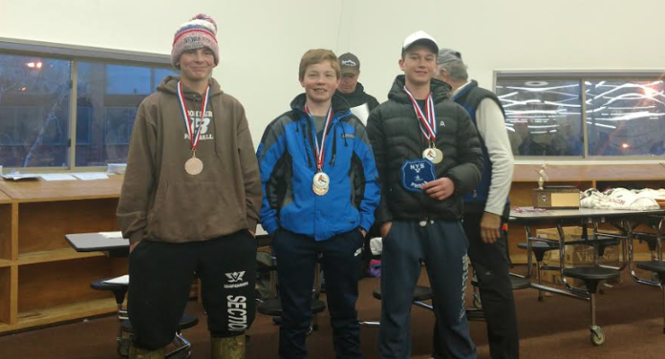 SKIING: Brownell Places 2nd in Class B Championships