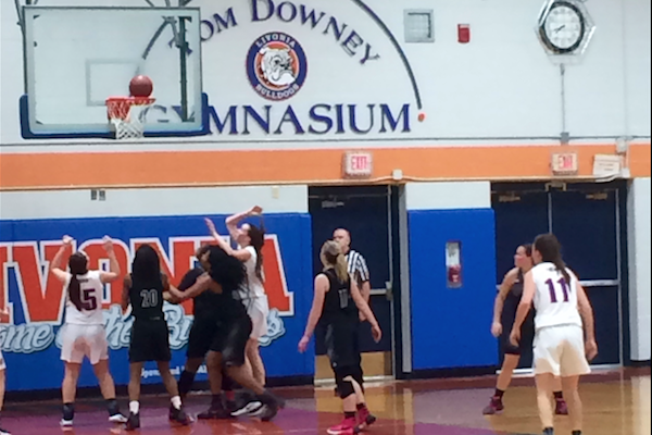 GIRLS BASKETBALL: Livonia Defeats Greece Odyssey in the First Round of the Playoffs