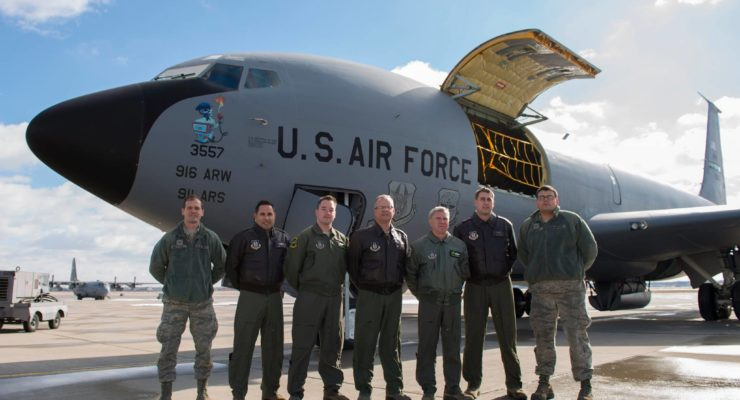 Sun Co-Owner Participates in Historic Day for the 914th Airlift Wing in Niagara Falls