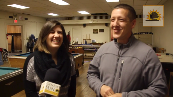 SUN VIDEO: Mount Morris Couple Sets Hearts On Reopening Old Youth Center