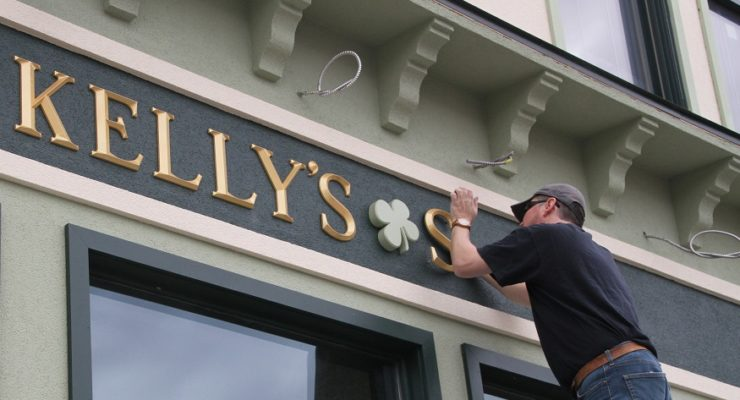 'It's Taking a Village' but Kelly's Will Soon Return to Geneseo