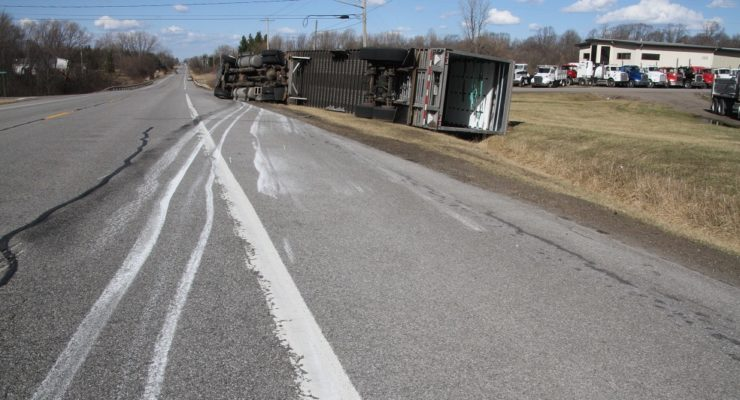 Sheriff: 'No Unnecessary Travel' in York and Caledonia