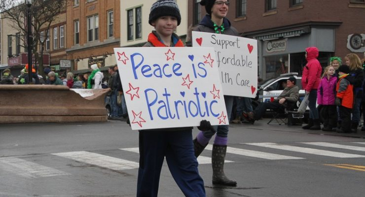 St. Patrick's Day Parade Returns to Geneseo for Year 2