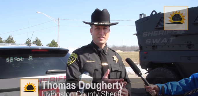 SUN VIDEO: Sheriff's Office GPS 'Pucks' Could Slow Perps and Save Lives
