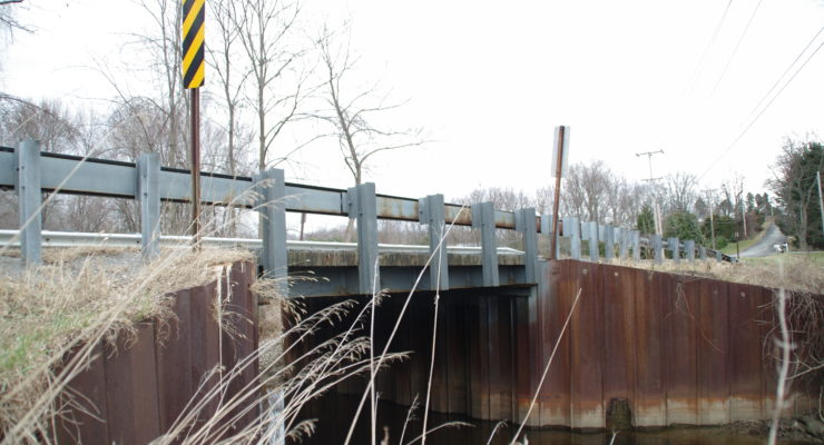 Lima to Clear Up Problems with Cleary Road Bridge