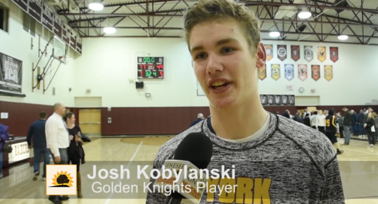 SUN VIDEO: York Lights up the Arc as they Defeat Lima Christian