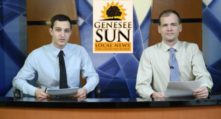 SUN SHOW: Geneseo's Rollins and York's Kennedy Named Genesee Valley Motors and Fratelli's Athlete of the Week