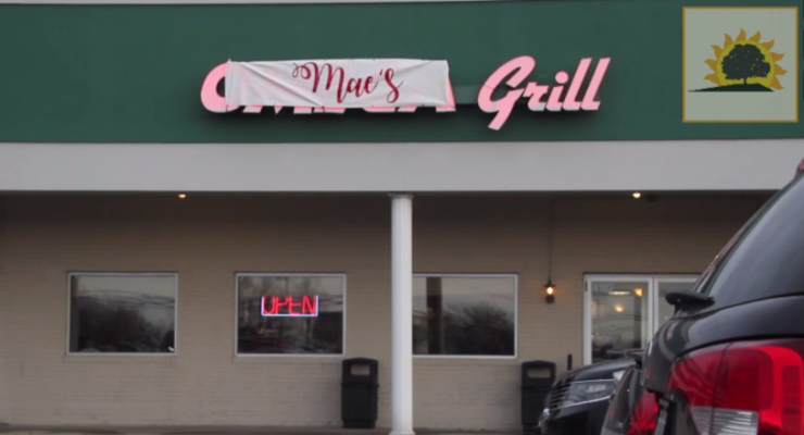 SUN VIDEO: No Joke, Mae's Opened April Fool's Day in Geneseo