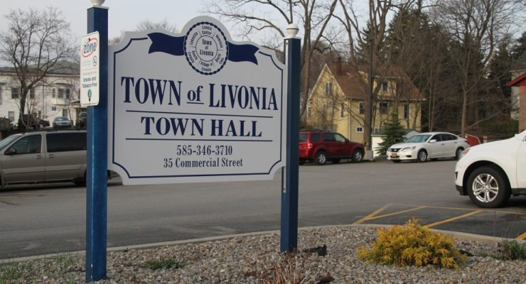 TOWN OF LIVONIA OPENS  TOWN HALL, IN-PERSON MEETINGS