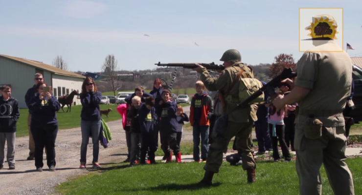 SUN VIDEO: National Warplane Museum's Educational Programs Take Off