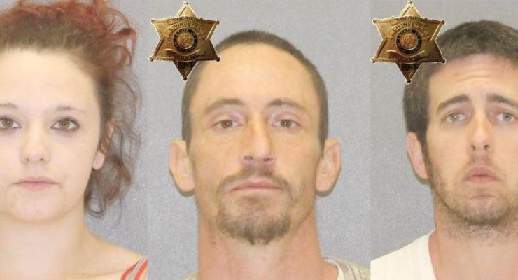 Sheriff: 3 with Heroin Tried Ducking Interstate Deputies Through Avon