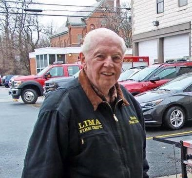 Lifelong Lima Firefighter Turns 81